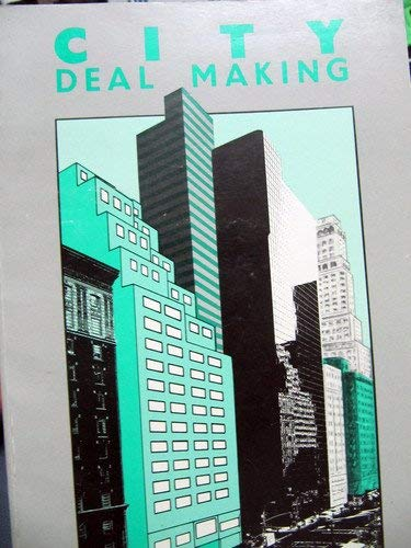 9780874207040: City deal making