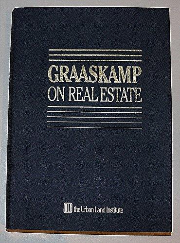 Graaskamp on Real Estate: Urban Land Inst