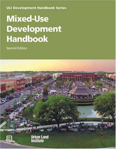 9780874208887: Mixed-Use Development Handbook (Development Handbook series)