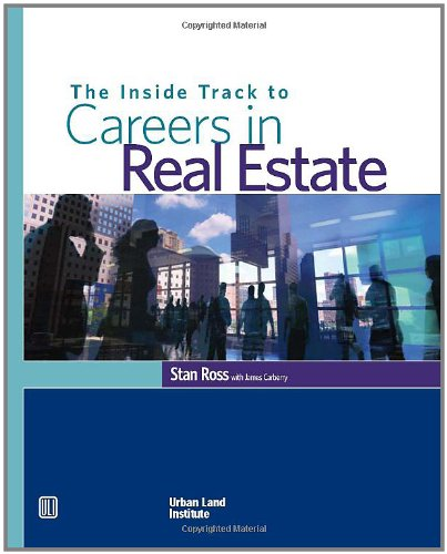 9780874209549: The Inside Track to Careers in Real Estate