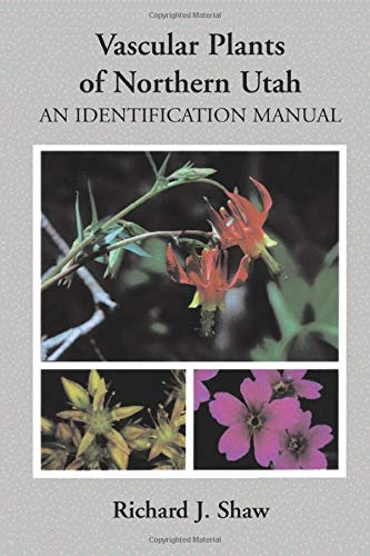 9780874211412: Vascular Plants of Northern Utah: An Identification Manual