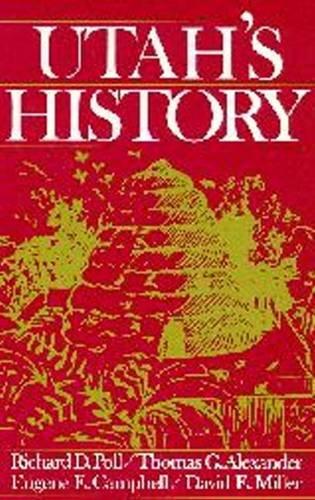 Utah's History -: Poll, Richard