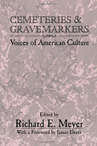 Cemeteries Gravemarkers -