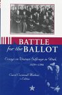 9780874212228: Battle for the Ballot: Essays on Woman Suffrage in Utah 1870-1896