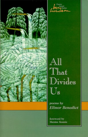 9780874212952: All That Divides Us: Poems (Swenson Poetry Award)