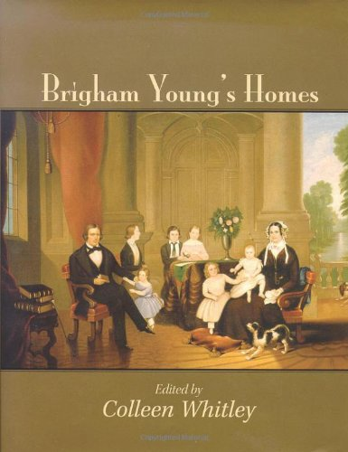 9780874214413: Brigham Young's Homes