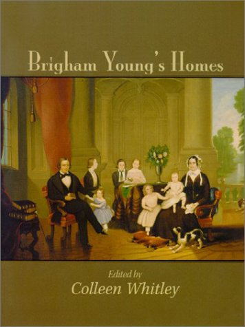 9780874214420: Brigham Young's Homes