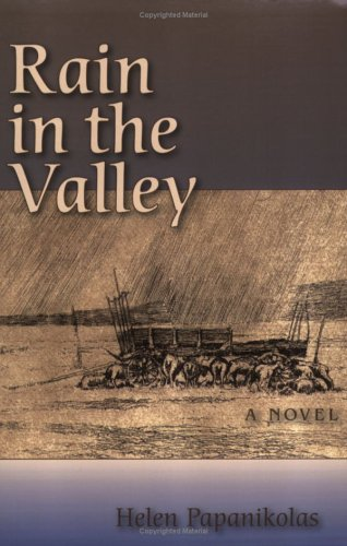 9780874216301: Rain in the Valley (English and English Edition)
