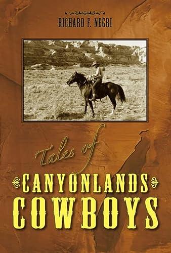 9780874218008: Tales of Canyonlands Cowboys