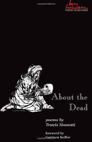 9780874218268: About the Dead (Swenson Poetry Award)