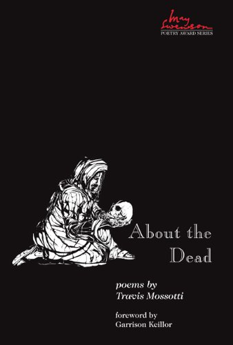 9780874218275: About the Dead (Swenson Poetry Award)