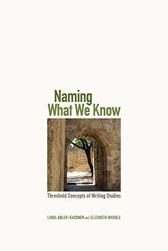 9780874219890: Naming What We Know: Threshold Concepts of Writing Studies