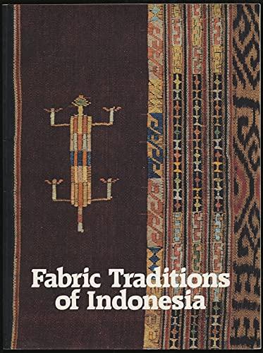 Fabric Traditions of Indonesia (Washington State University: Bronwen & Garrett