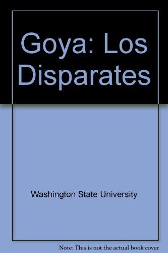 9780874220438: Goya: Los Disparates