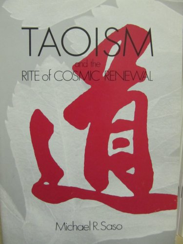 9780874220544: Taoism and the Rite of Cosmic Renewal