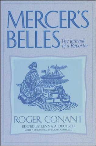 9780874220896: Mercer's Belles: The Journal of a Reporter (Washington State University Press Reprint)