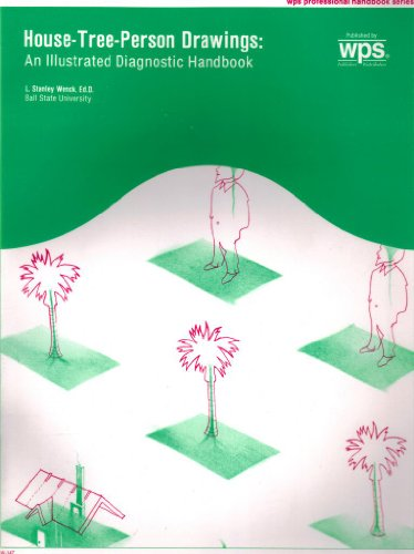 9780874241471: House-Tree-Person Drawings: An Illustrated Diagnostic Handbook