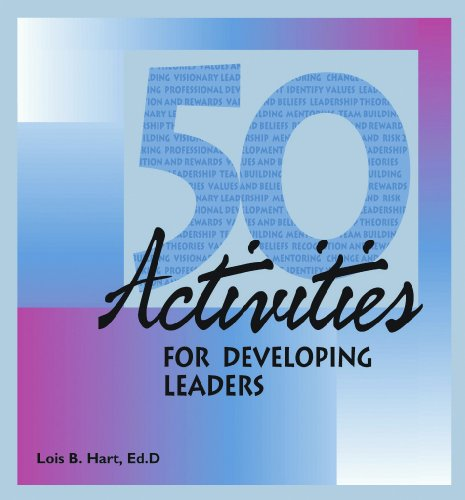 9780874252484: Fifty Activities for Developing Leaders