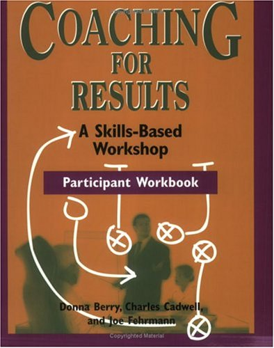 9780874253184: Coaching for Results Workshop Participant Book: Packet of 5