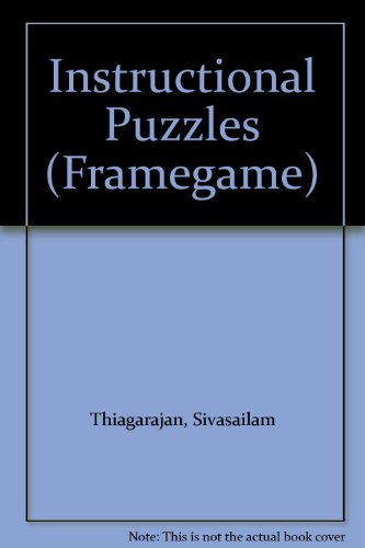 9780874253245: Instructional Puzzles (Framegame)