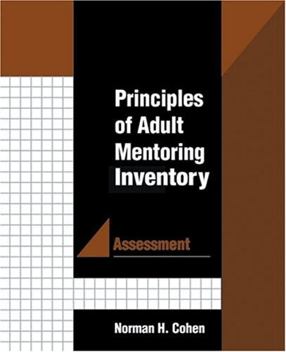 9780874254389: Principles of Adult Mentoring Inventory (Pack of 5)