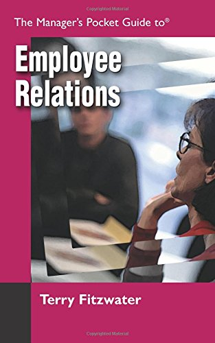 9780874254761: The Manager's Pocket Guide to Employee Relations (Manager's Pocket Guide Series)