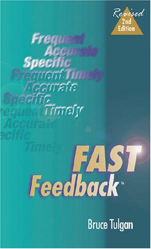 9780874254952: Fast Feedback 2nd Edition