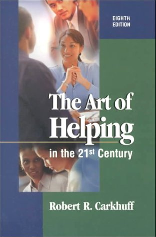 Art of Helping: Art of Helping Vol. 8 9780874255300 This is the eighth edition of The Art of Helping. More than 500,000 copies have been sold over three decades. Literally, millions of people have been trained in helping skills. Many more have been recipients of these skills. The effects upon hundreds of thousand of these recipients have been researched. The results are in: skills acquisition and use are spectacularly powerful. This book explains the essential interpersonal skills needed by professional and lay counselors, teachers, business managers, parents, everyone.
