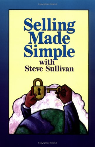 Selling Made Simple (0874255864) by Sullivan, Steve