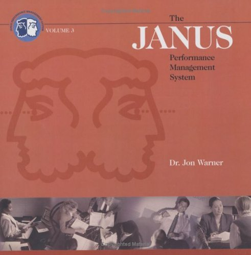 9780874256901: Janus Performance Management System Vol. 3, With CD