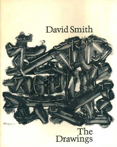9780874270099: David Smith: The drawings