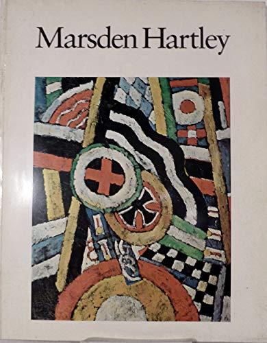 Hartley, Marsden: Haskell, Barbara