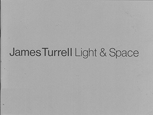 9780874270310: James Turrell, light & space: An exhibition