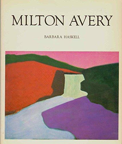9780874270402: Milton Avery