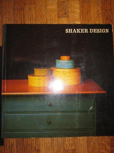 9780874270471: Shaker Design