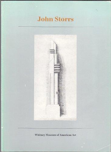 9780874270518: John Storrs (an exhibition catalogue)