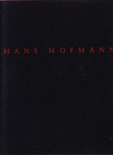 Hans Hofmann: Hofmann, Hans and