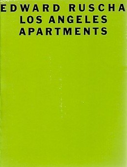 9780874270747: Edward Ruscha Los Angeles Apartments