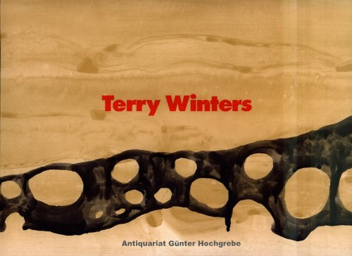 9780874270778: Terry Winters