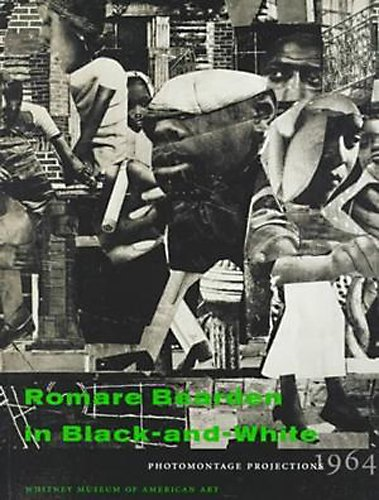 Romare Bearden in Black and White
