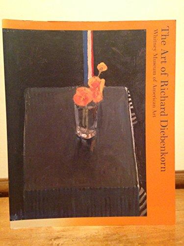 9780874271072: The Art of Richard Diebenkorn