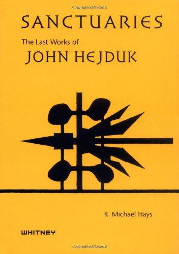 9780874271294: Sanctuaries: The Last Works of John Hejduk
