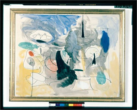 9780874271355: Arshile Gorky.: A Retrospective of Drawings.