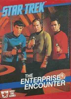 9780874310351: Star trek the enterprise encounter (1985)