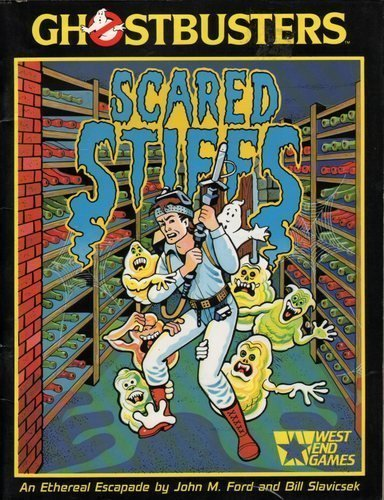 Scared Stiffs (Ghostbusters): John Ford, Bill Slavicsek