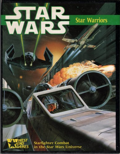 9780874310702: Star Warriors: Starfighter Combat in the Star Wars Universe/Game
