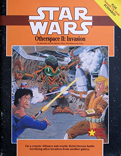 9780874311068: Otherspace II: Invasion (Star Wars Roleplaying Game) (Star Wars Roleplaying Game)