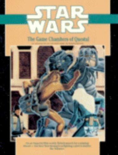 Game Chambers of Questal (Star Wars RPG): Robert Kern