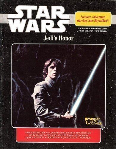 9780874311112: Jedi's Honor (Star Wars RPG)