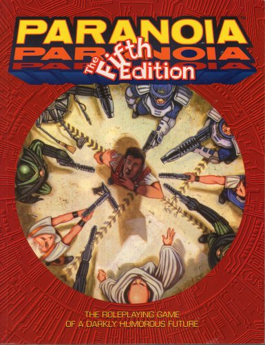 9780874311716: Paranoia: The Fifth Edition
